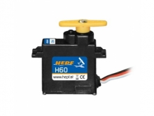Servo H60  - 2.0 kg*cm HV (Ersatz für D60, FS40)