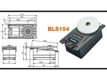Futaba Servo BLS154 - 8.0 kg*cm - solange Vorrat