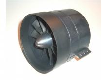 Impeller JETFAN-120 ECO Einlauflippe Klapptriebwerk