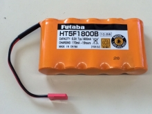 Futaba Senderakku 1800mAh, 6.0V NiMH T14SG/16SZ  (HT5F1800B)