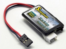 Scorpion Backup Guard 5V Output (7.4V, 500mAh)