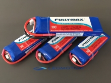 Leomotion LiPo  2200mAh 2s1p 30C - by Fullymax