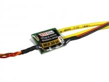 JETI MUI30 EX - Spannungs- &Strommesser bis 30A