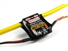 JETI MUI150 EX - Spannungs- &Strommesser bis 150A