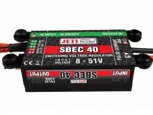 BEC - JETI SBEC 40 - max. 12S / 40A