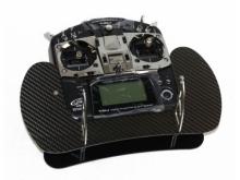 AHL Carbon Senderpult für Futaba T6J/T8J/T10J