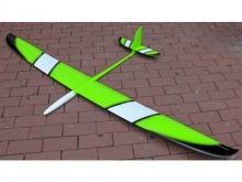 RM Big Bird F3F Full Carbon  (2500mm) rot/weiss