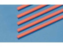 Bowdenzugrohr, rot, 1000mm, Ø 3/2mm (1 Stk.)