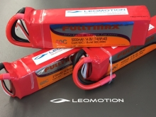 Leomotion LiPo  3700mAh 3s1p 60C  - by Fullymax