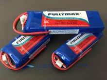 Leomotion LiPo  1000mAh 3s1p 30C  - by Fullymax