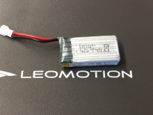 Leomotion LiPo   350mAh 1s1p 25C  - by Fullymax