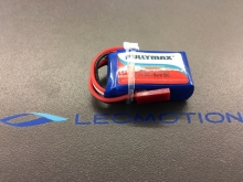 Leomotion LiPo   200mAh 2s1p 25C  - by Fullymax