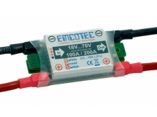 EMCOTEC SPS SafetyPowerSwitch 70V 100/200A