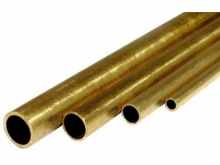 Messingrohr  6.0/5.2mm, 1m, hart