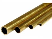 Messingrohr  5.0/4.05mm, 1m, hart