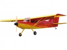GB-Models Maule M-7-420 rot/gelb/orange (2800mm) ARF