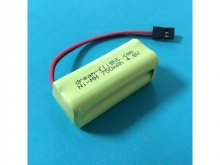 Dream-Flight weasel-TREK DLG RX Akku 750mAh