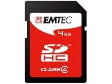 Speicherkarte SD 4GB