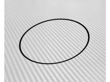 AHL Carbon Senderpult Ersatz-Haltegummi