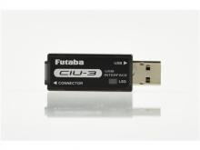 Futaba CIU-3, USB Adapter zur programmierung von S.Bus-Servos