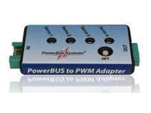 PowerBox PowerBus to PWM Adapter - 4-fach Verteiler