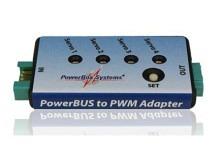PowerBox PowerBus to PWM Adapter - 4-fach Verteiler