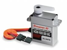 Graupner Servo HCM 488 BB MG - 3.7 kg*cm