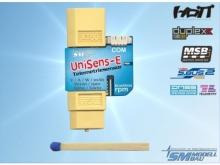 SM Modellbau UniSense-E 140A mit XT60 Stecker