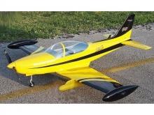 SebArt SIAI Marchetti SF-260 50E gelb/schwarz (1680mm)