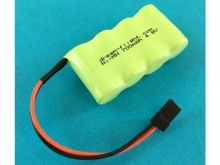 Dream-Flight ahi RX Akku 700mAh