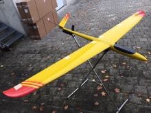 GLIDER_IT Whisper E STD (2040mm)