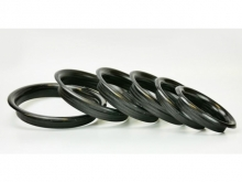 Impeller JETFAN-130 PRO Einlaufring Carbon