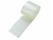 Schrumpfschlauch 2:1, transparent 105mm flach / Ø67mm (1 Laufmeter)