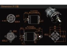 LEO 2826-0530 V3 / Dualsky XM3548EA3-14