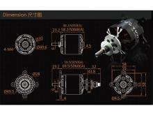 LEO 4120-0610 V3 / Dualsky XM5050EA3-12