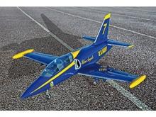 SebArt Mini L39 Blue Angels inkl. el. EZ-Fahrwerk (1215mm)