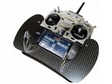 AHL Carbon Senderpult für Futaba T18MZ (Bügel Klappbar)