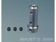 Radanschluss Adapter  Ø4mm  (1 Stk)