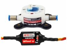 JETI MFlow2 T3000 EX - Durchflussmessung Kerosin