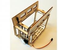 Abwurfschacht - Cargo Box