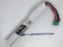 LiIon-Akku RX/TX Akku 7.2V, 3000mAh, 20A/35A SLIM