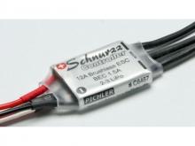 12A - Schnurzz Controller 12A, BEC 1.5A, 8g