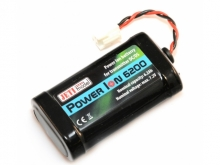 JETI TX-Akku - Power Ion 6200mAh 3.6V