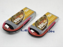 Leomotion LiPo   850mAh 3s1p 80C  - by Fullymax