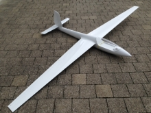 GLIDER_IT X-Swift S1 FS/HS Full Carbon   (3200mm) Leomotion-Deluxe