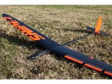 SNIPE 2/2 EL - Electro - Flügel 2teilig   (1490mm)