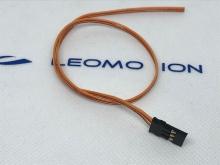 JR/Futaba Servoanschlusskabel, PVC,  30cm, 0.14mm²