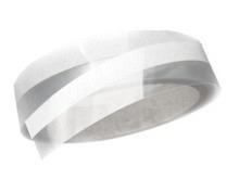 Ruderspaltband 20mm, transparent, selbstklebend (1m)