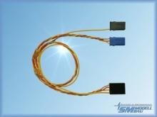 SM Modellbau Telemetriekabel für UniSens-E oder GPS-Logger 2/3, 30 cm lang