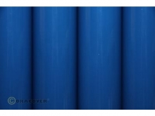 Oracover Bügelfolie, blau - Rolle 60cm x 2m